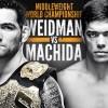 Weidman vs Machida UFC 175