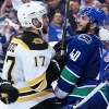 NHL Free Pick: Bruins vs. Canucks Betting Lines and Preview