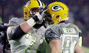 Five Reasons The Packers Can Win Super Bowl 50: Wild Card Weekend Odds
