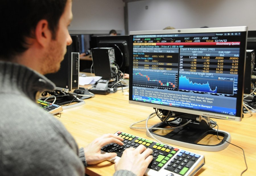 Bloomberg Terminal User