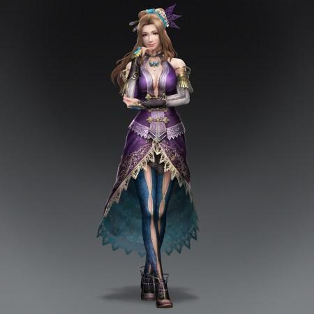 Zhang Zhao Dynasty Warriors