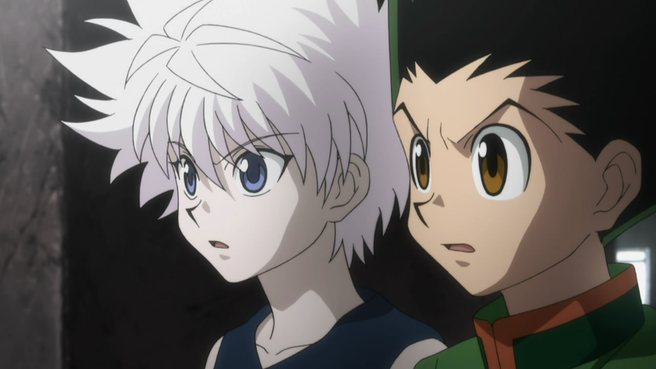 Sad Anime Quotes Wallpaper For Computers Hunter X Hunter 2011 S Main English Dub Cast Revealed