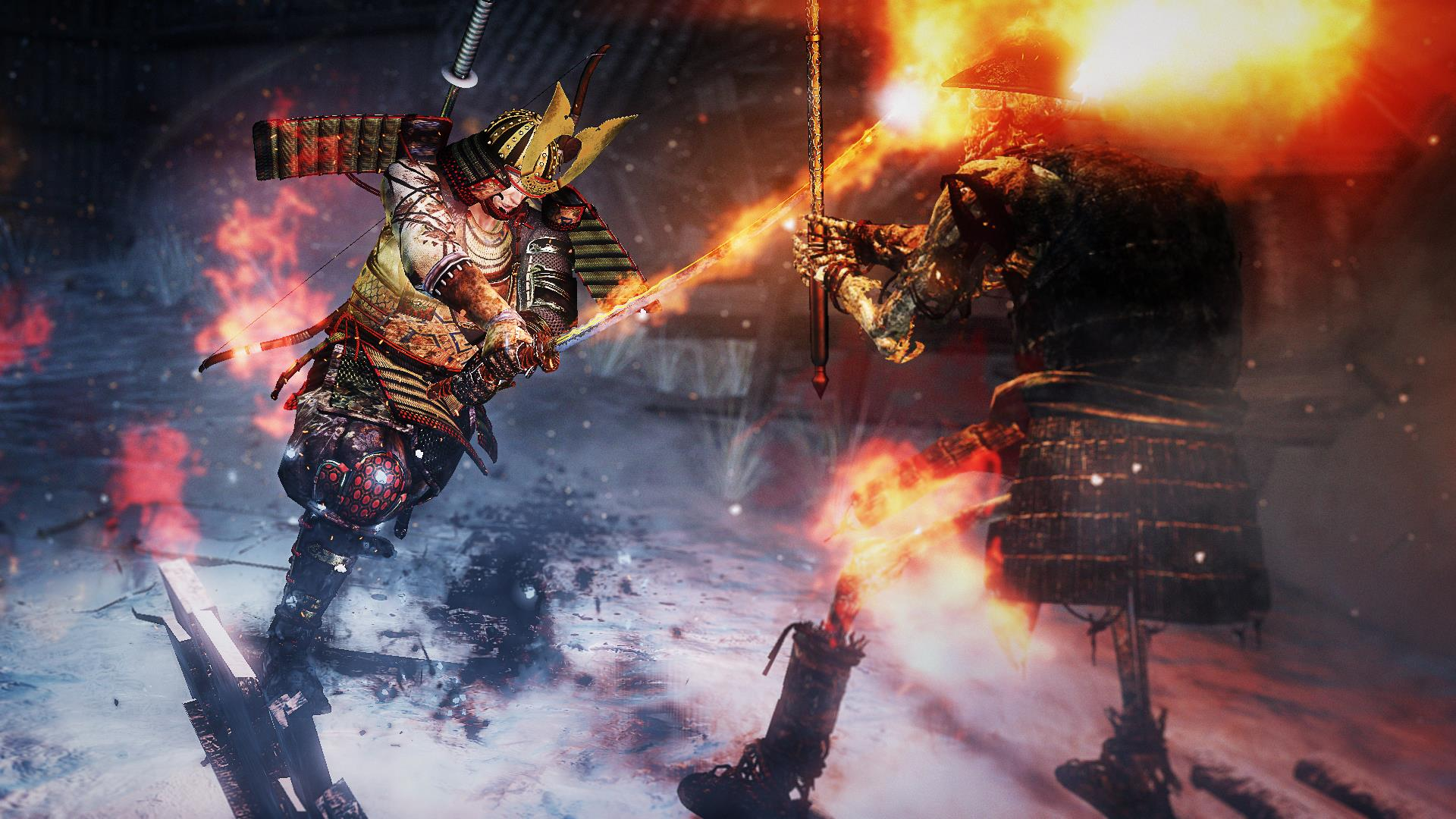 Killzone Shadow Fall Full Hd Wallpaper Nioh To Be Published By Sony In North America And Europe
