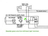 Swell Leslie Speaker Wiring Diagram Leslie Speaker Wiring Diagram Wiring Digital Resources Indicompassionincorg