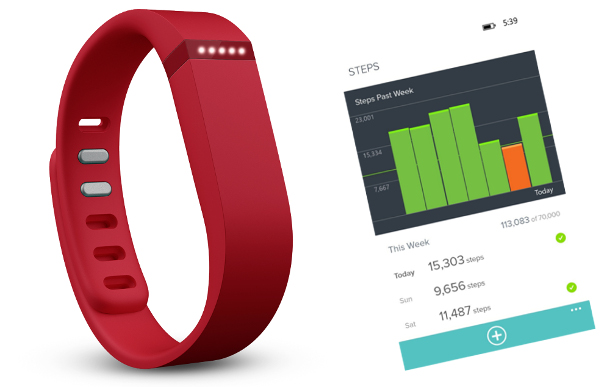 Fitbit Schrittzähler-App nun auch für Windows Phone 8