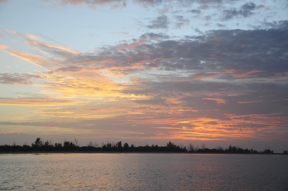 Sunrise and Sunset Tour from Captiva Island Captain Brian on the