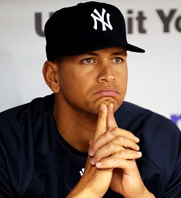 Arod once again finds himself in the midst of PED storm.