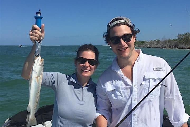 Captiva Fishing, Friday, April 29, 2016, Sea Trout & Tarpon!
