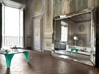 Extra Large Mirrors: large floor mirror by Philippe Starck ...