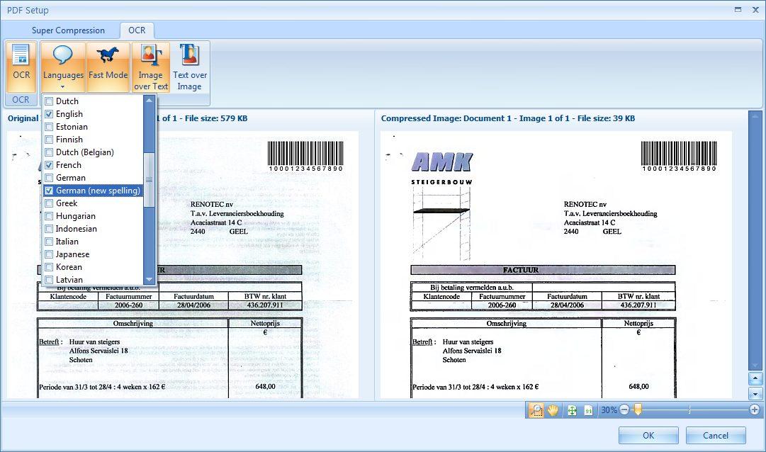 ERP Document Export Help CaptureBites
