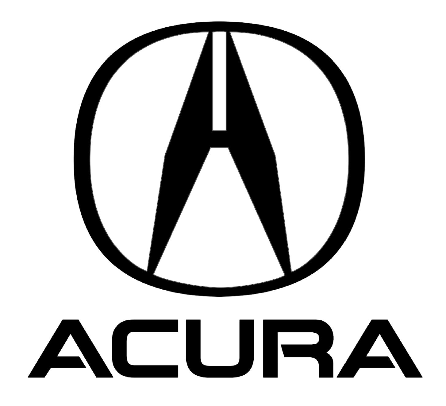acura car names