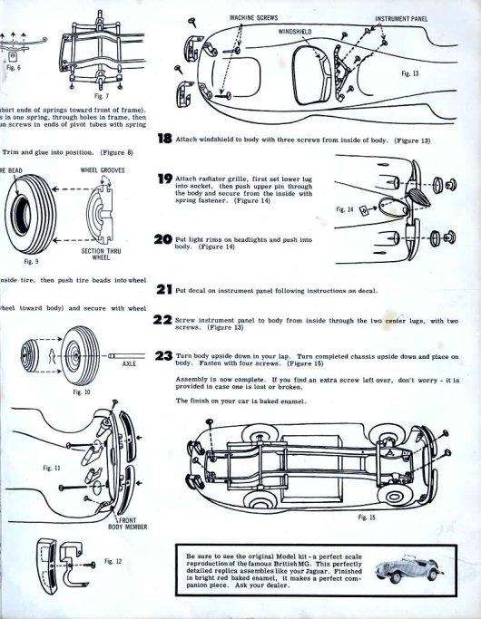 Doepke Jaguar manual - instructional manual