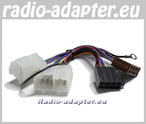 Nissan Micra 1988-2002 Car Radio Wire Harness, Wiring ISO Lead - Car