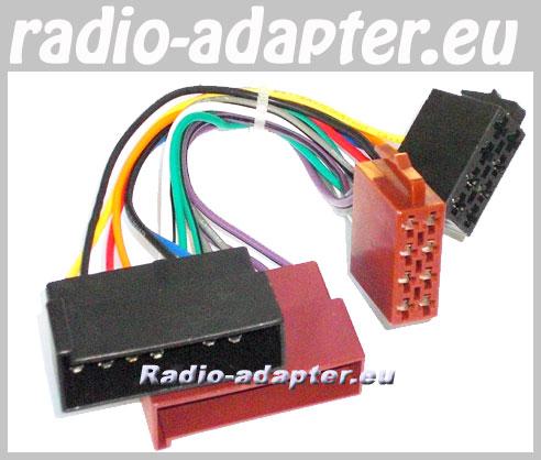 Ford Aerostar 1985 - 1992 Car Radio Wiring Harness, ISO Lead - Car