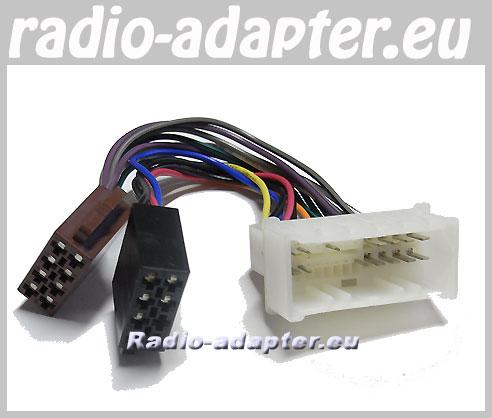 Hyundai Elantra 2005 Onwards Car Radio Wiring Harness, Wire ISO Lead