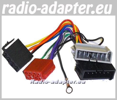 Chrysler Grand Cherokee 1988 - 2001 Car Radio Wiring Harness, ISO