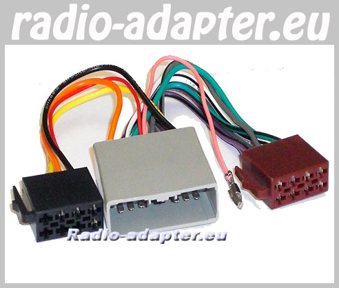 Mitsubishi Lancer Car Stereo Wiring Harness, 2007 Onwards ISO Lead