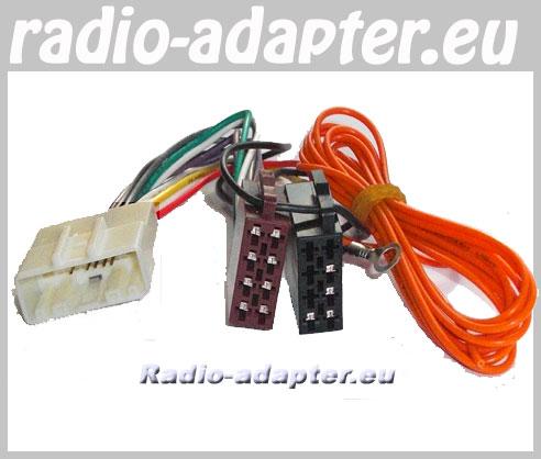 Nissan Altima 2007 Onwards Car Radio Wire Harness, Wiring ISO Lead