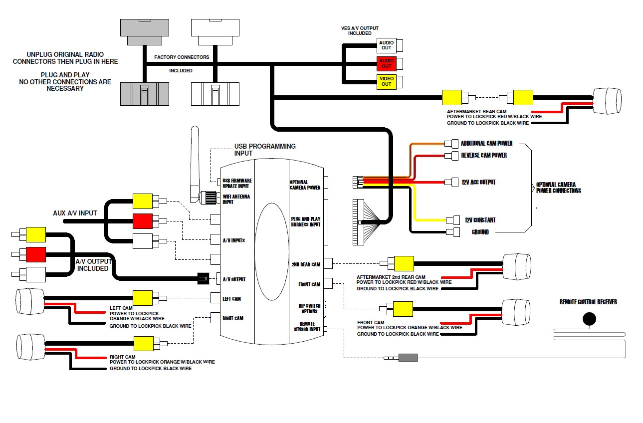 2014 uconnect wiring diagram