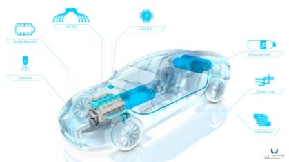 Aston Martin Hybrid Hydrogen Rapide S_1