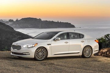Kia K900 (US specification) 1