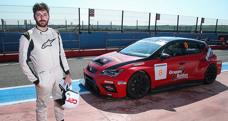 First Drive Seat Motorsport