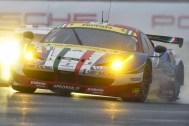La categoria GTE Pro vede tra le sicure favorite la Ferrari 488 di Andrea Bertolini, Davide Rigon Sam Bird