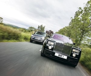 Rolls Royce Phantom Vs Range Rover