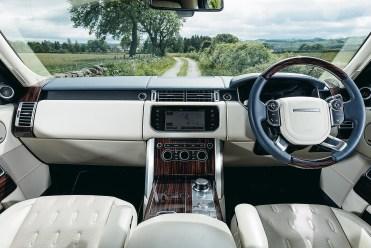 Range Rover Autobiography Black LWB