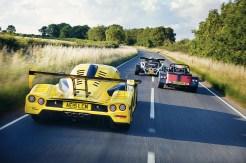 Track Cars Radical RXC Turbo Caterham 620R Ariel Atom