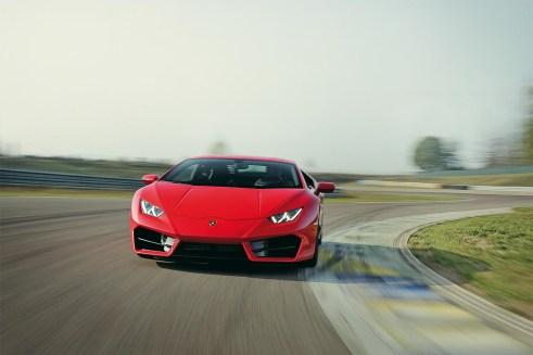 Lamborghini Huracan RWD