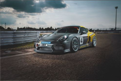 Porsche Cayman GT4 MR