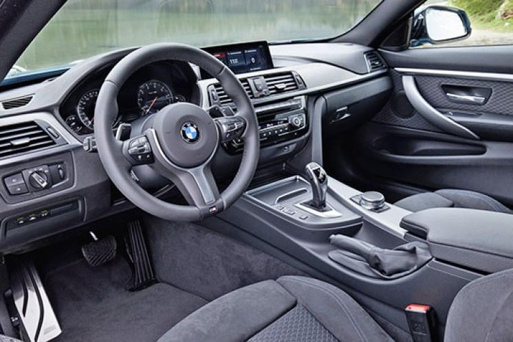 BMW 440 i First Drive 2