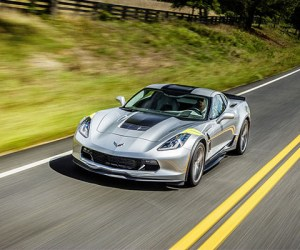 The new 2017 Chevrolet Corvette Grand Sport combines a lightweight architecture, a track-honed aerodynamics package, Michelin tires and a naturally aspirated engine to deliver exceptional performance.