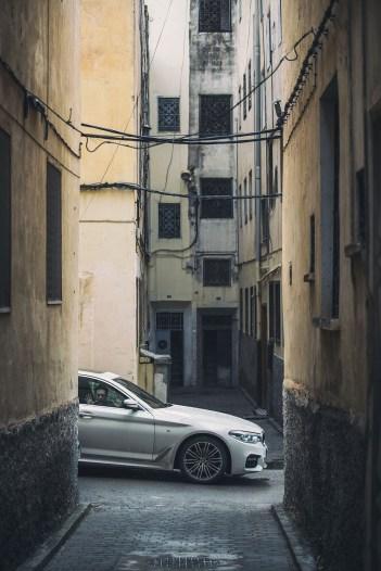BMW 520 vs Marocco 11
