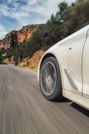 BMW 520 vs Marocco 5