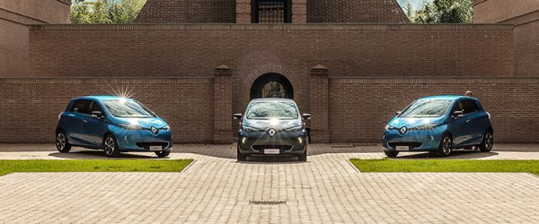 Renault ZOE COP