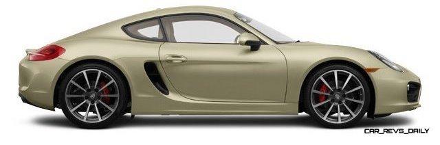 2014 Porsche Cayman / Cayman S - Colors, Specs and 88 Photos »