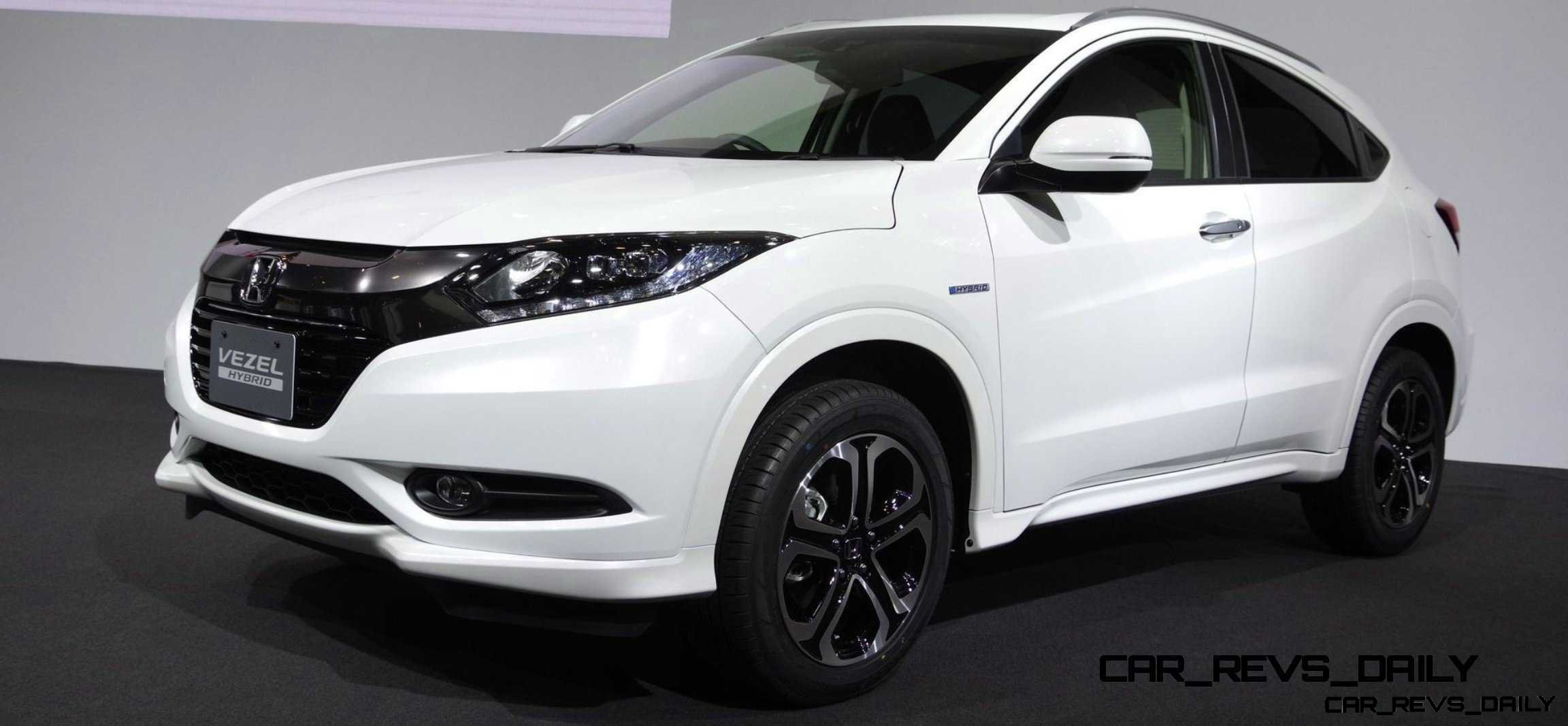 Cool 2015 Honda Vezel Hybrid Previews Spring 2014 Civic Cuv6 Auto Wiring Diagram