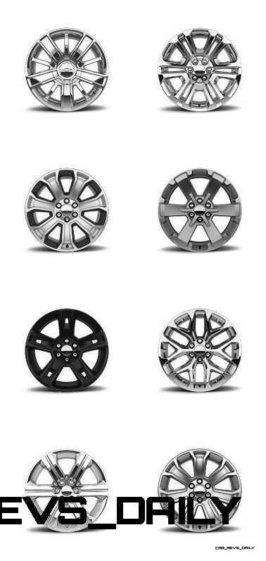 chevy silverado with 22 inch wheels