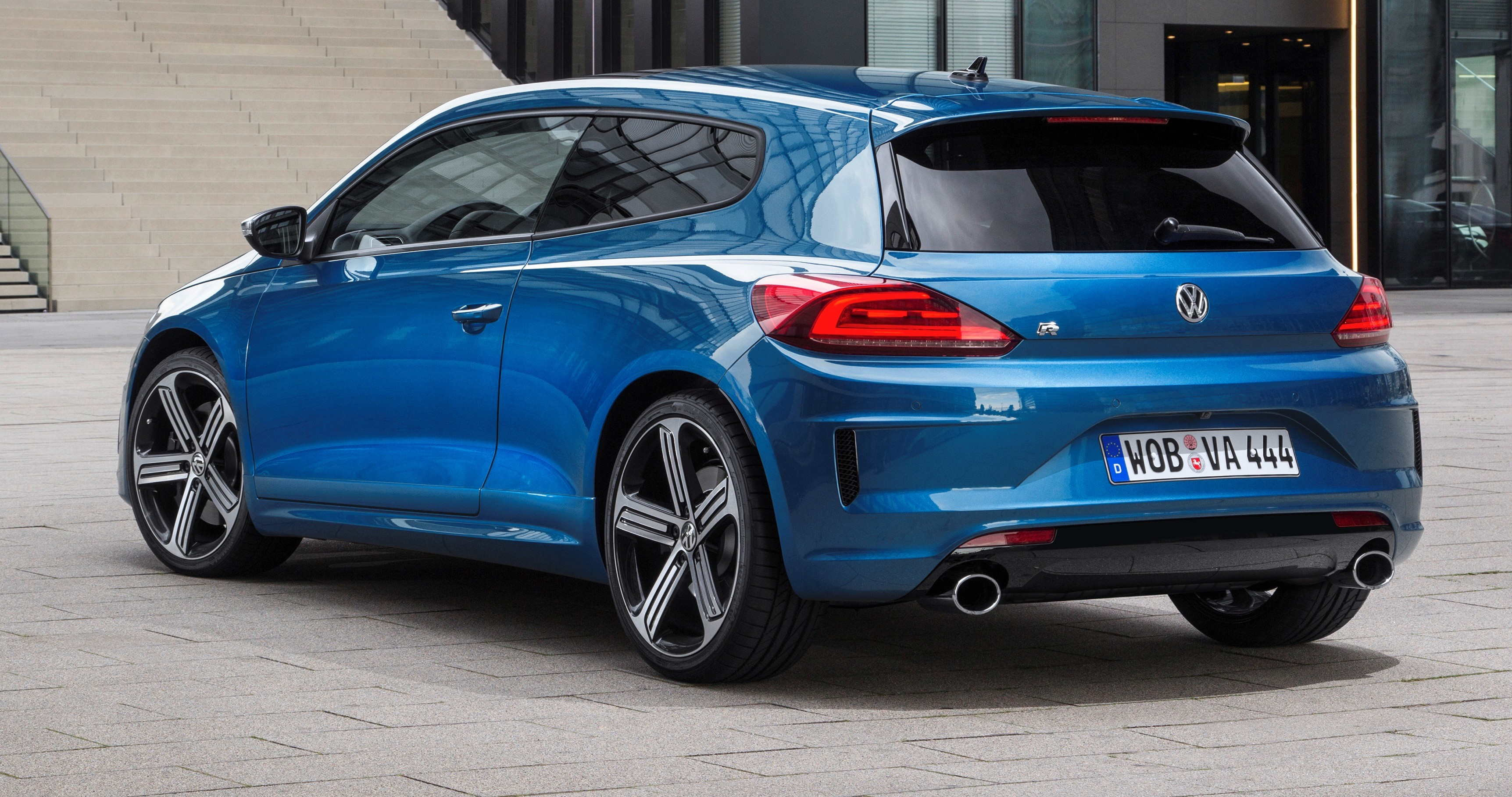 Fast Car Magazine Wallpapers 2015 Volkswagen Scirocco R And R Line Dynamic Launch