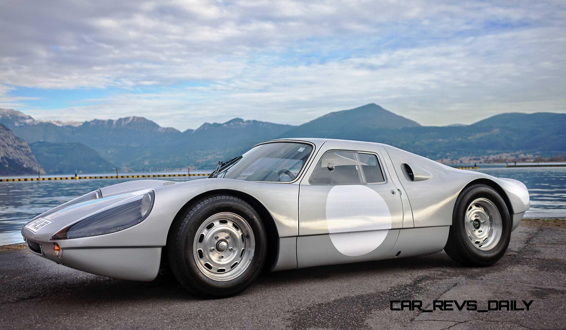 Phantom Car Wallpaper 1964 Porsche 904 Carrera Gts