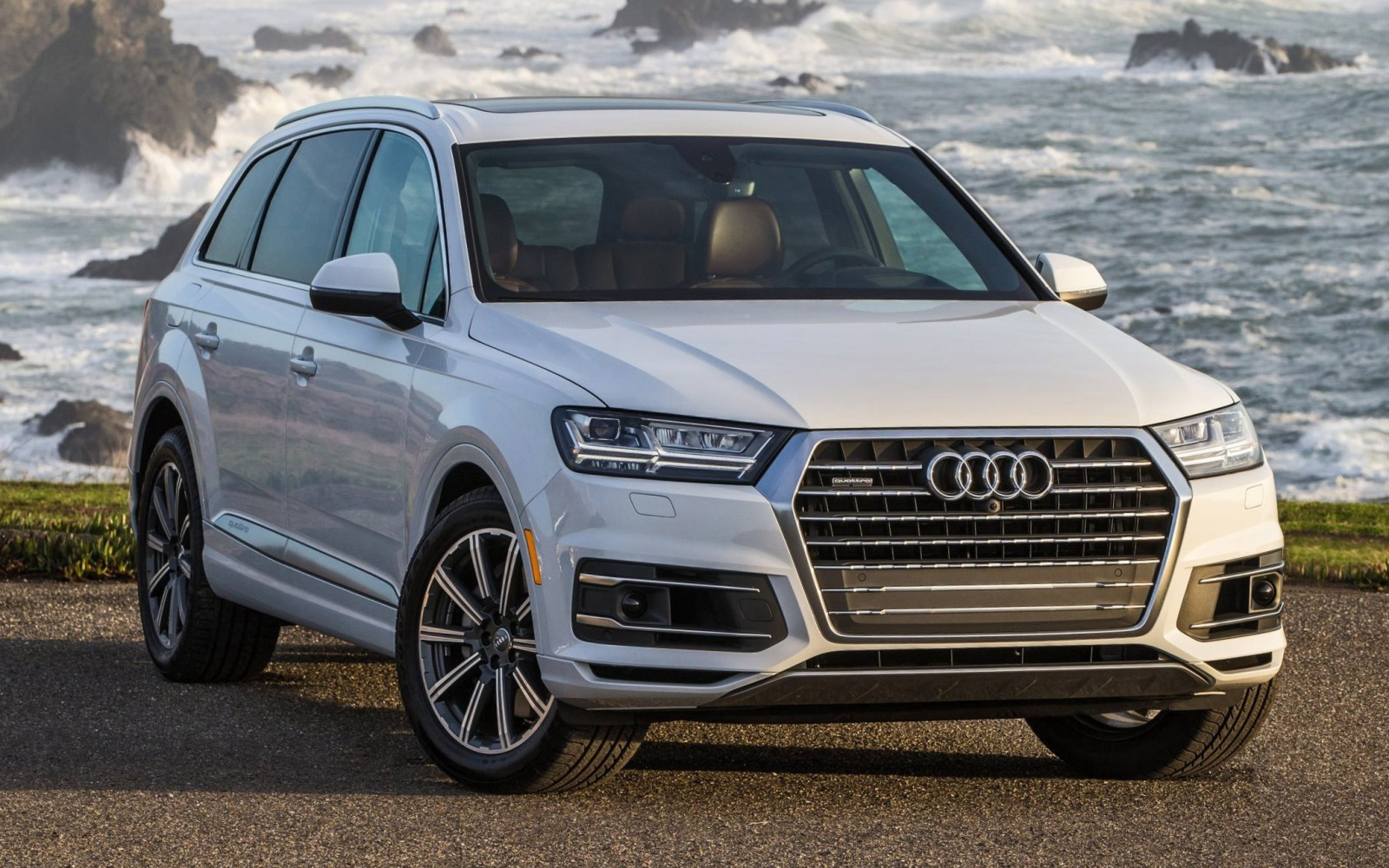 Suv Wallpapers Hd 2017 Audi Q7 Visualizer Colors Cabins Pricing And