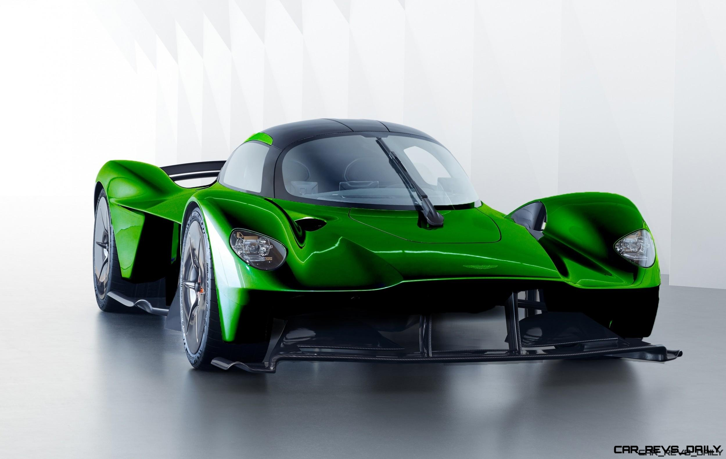 Luxury Car Pictures Wallpaper 6 Ways The 2019 Aston Martin Valkyrie Is Next Gen Bonkers
