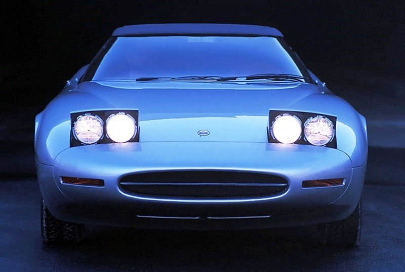future jaguar xj concept