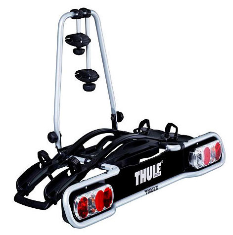 Thule Euroride Towbar Cycle Carriers For 2 Or 3 Bikes