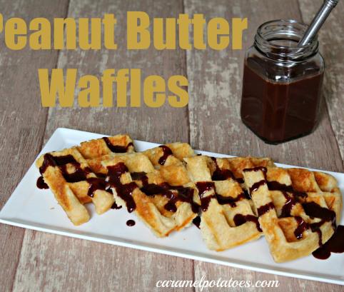 peanut-butter-waffles