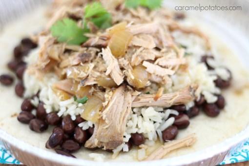 Cafe Rio Sweet Pork Salad 064