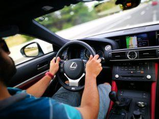 Conducción Lexus RC F