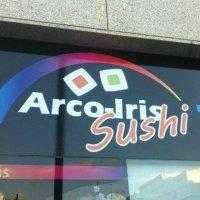 Arco-Íris | e sai mais um Take-Away de Sushi